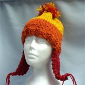 Jayne Cobb Hat - Definitely need to knit one of these for the Hubs.