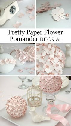 DIY Pomander Tutoria