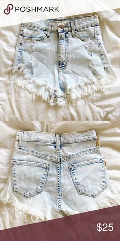 Nasty Gal High Waist Shorts Price is Firm Pls read offers will be ignored. Nasty Gal high waisted shorts. can't find the pic anymore you may be able to find on google. For sizing guide, pls look at nasty gal's size chart Nasty Gal Shorts