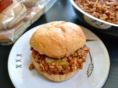 The plus in Sloppy Joe's Plus are lentils! Tender lentils make the perfect addition to ground beef and increase the texture, flavor, and nutrients!