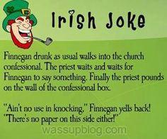 Irish Joke Sexy Sals Blonde joke This weeks funniest video to laugh at - Jokes - Funny memes - - Irish Joke More The post Irish Joke Sexy Sals Blonde joke This weeks funniest video to laugh at appeared first on Gag Dad. Funny Irish Jokes, Irish Humor, Irish Memes, Stupid Jokes, Corny Jokes, Dad Jokes, Saint Patrick, Irish Quotes, Irish Sayings
