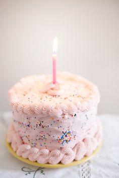 Mini Funfetti Birthday Cakes Birthday cakes Minis and Birthdays
