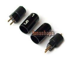 $10.00 - Westone W4r UM3X UM3RC ue11 ue18 JH13 JH16 ES3 0.78mm Earphone Pins Plug - LS001222 -