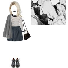 stop romanticising everything by wheak on Polyvore featuring Monki, Sixtyseven and Fendi