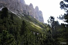 Such a incredible view! I might be in love with the Dolomites.