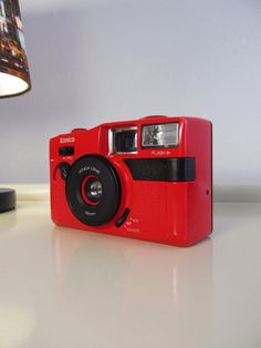 Vintage Camera Konica Dr. Finder Lomo Retro style by LaLanterne