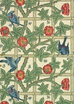 William Morris Design by eileen