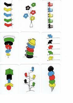 "Photo from album ""Неразобранное"" on Yandex. Printable Preschool Worksheets, Preschool Math, Printable Cards, School Holiday Party, School Holidays, Kids Learning Activities, Fun Learning, Visual Perceptual Activities, Cup Games"