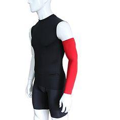 Sport Cycling Tennis Basketball Anti Slip Strech Shooting Hand Arm Sleeve Cover Color Red Size L Generic http://www.amazon.com/dp/B00MPD6QBM/ref=cm_sw_r_pi_dp_PzIiub1Q1KV4T