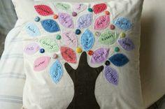 Fab fabric family tree!