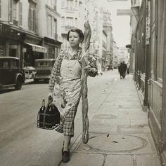 Branson DeCou, Paris, 1945