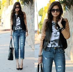 Boyfriend (by Adriana Gastélum) http://lookbook.nu/look/4682403-Boyfriend
