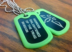 Ingress - Google+ - So stoked on my #Ingress dog tags!!! And yes the…