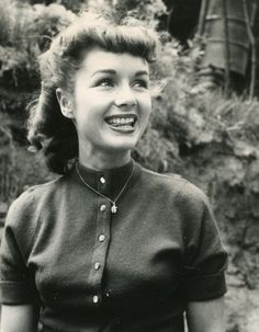 Debbie Reynolds- a beautiful girl, marvelous actress, and just as equal singer and dancer... the triple threat! (Or if you prefer it, the quadruple threat)