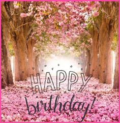Photo Happy Birthday Wishes Happy Birthday Quotes Happy Birthday Messages From Birthday Which are Funny B Short Birthday Wishes, Happy Birthday Wishes Images, Happy Birthday Flower, Birthday Blessings, Happy Birthday Pictures, Birthday Wishes Quotes, Happy Birthday Greetings, Pink Birthday, Happy B Day