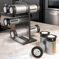 Magnetic Spice Stand by Zevro