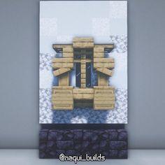 Casa Medieval Minecraft, Art Minecraft, Minecraft Building Guide, Minecraft Mansion, Minecraft Cottage, Minecraft House Tutorials, Cute Minecraft Houses, Minecraft Plans, Minecraft House Designs