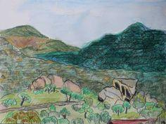 Joseph M Dunn, Lake Bafa  on ArtStack #joseph-m-dunn #art