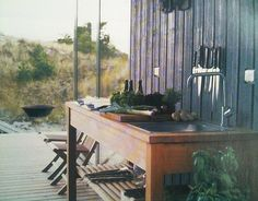 jamie oliver's outdoor kitchen
