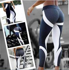 ღ Awesome fashion clothes for stylish women from Zefinka. Ladies Gym Wear, Gym Wear For Women, Summer Workout Outfits, Workout Attire, Sport Fashion, Fitness Fashion, Sport Outfits, Cute Outfits, Fitness Design
