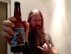 """La semaine dernière, Amon Amarth était en promotion à Paris chez Sony Music France pour la sortie de """" Jomsviking """" ( le 25 Mars dans les bacs chez Sony & Metal Blade Records ).  Le message de Johan Hegg : https://youtu.be/ur0WI66XcSE"""
