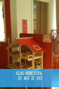 Klas inrichten, zo doe je dat Todd Parr, Kindergarten Classroom, Bunk Beds, Teaching, Education, Kids, Marceline, Home Decor, School Ideas