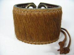 Corset Tie Leather Wristband Cuff Bracelet  Distressed Red Wrist band Arm Wrap BOHO Jewelry