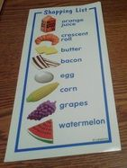 Grocery Shopping Activity - - Pinned by @PediaStaff – Please visit http://ht.ly/63sNt for hundreds of pediatric therapy pins