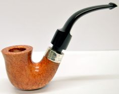 I REALLY want one of these! Peterson Deluxe System pipe 5s with sterling silver