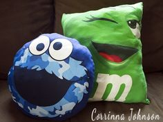 DIY Crafts For Teens: Upcycle Old T-Shirts Into Cute Decorative Pillows