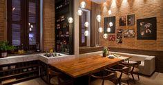 Inspire-se em modelos de cozinha para decorar a sua - BOL Fotos PENDENTE COZINHA
