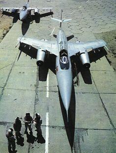 """planeshots: """" Yakovlev Yak-28P. """""""
