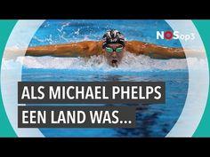 Als Michael Phelps een land was | NOS op 3 - YouTube