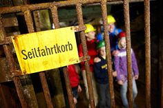 Unter Tage Touren für Klein und Groß im #UNESCO Welterbe Erzbergwerk #Rammelsberg in #Goslar, #Harz