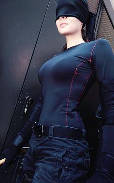 Female Daredevil Cosplay