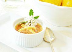 Lemon Creme Brulee f