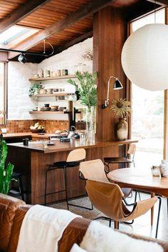 Home Interior Modern Kitchen Dining.Home Interior Modern Kitchen Dining. Home Interior, Interior Architecture, Interior Design, Interior Plants, Interior Modern, Home Decor Kitchen, Home Kitchens, Kitchen Dining, Eclectic Kitchen