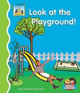 Look at the Playground!   #homeschool #examville #earlyed #teachingrescources #kindergarden #firstgrade #1stgrade #earlylearning