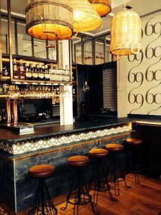 La Contraseña en Madrid, en la calle Ponzano es un restaurante con una terraza cubierta espectacular que no puedes dejar de visitar. Estoy deseando volver!