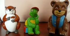 Franklin and Friends Desk Set School Supplies 6+ Boys and Girls