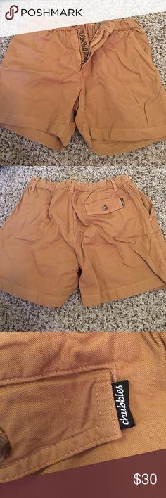 Chubbies Men's shorts size small Men's shorts size small Shorts Hybrids