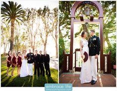 San Diego Ranch House Wedding