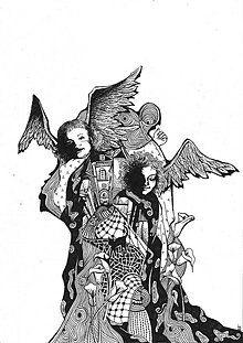 Kresby - Moji anjeli - 2483816