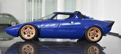 1976 Lancia Stratos Stradale