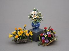 Good Sam Showcase of Miniatures: At the Show - Flower Artisans