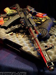BLACKHEART SOPMOD AK-47