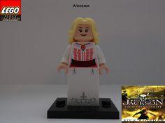 LEGO Athena by BC | Flickr - Photo Sharing!
