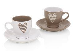tazze caffe per bomboniera