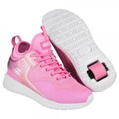 Heelys Piper Light Pink/Pink Hologram - pretty in pink #whywalk