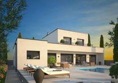 Maison - Bioclima 152 - Maisons France Confort - 152 m2 | Faire construire sa maison